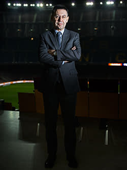 Josep Maria Bartomeu, FC Barcelona president