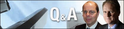 Ian Harnett and David Bowers Q&A