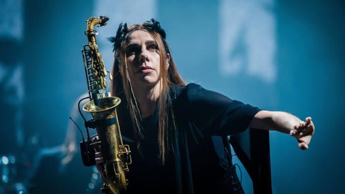 PJ Harvey at the Brixton Academy