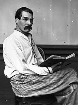 Sir Richard Francis Burton, August 1864