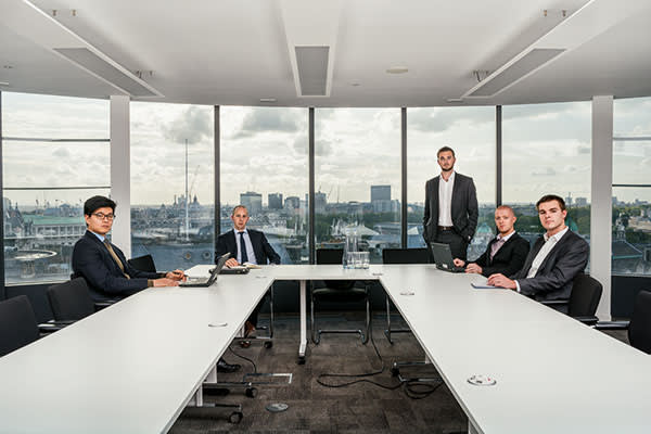 PwC's team is part of a broadening frontier in private security