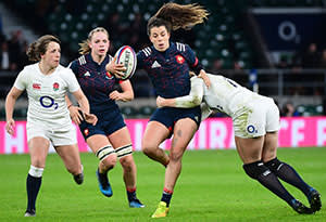 England v France - Women's RBS Six Nations