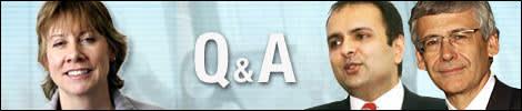 Navjot Singh and Pierre Tapie Q&A