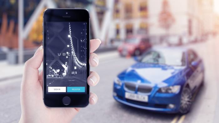 "Driven by Uber: the rise of the ""sharing economy"" based on peer-to-peer services is helping growth of small mobile payments"