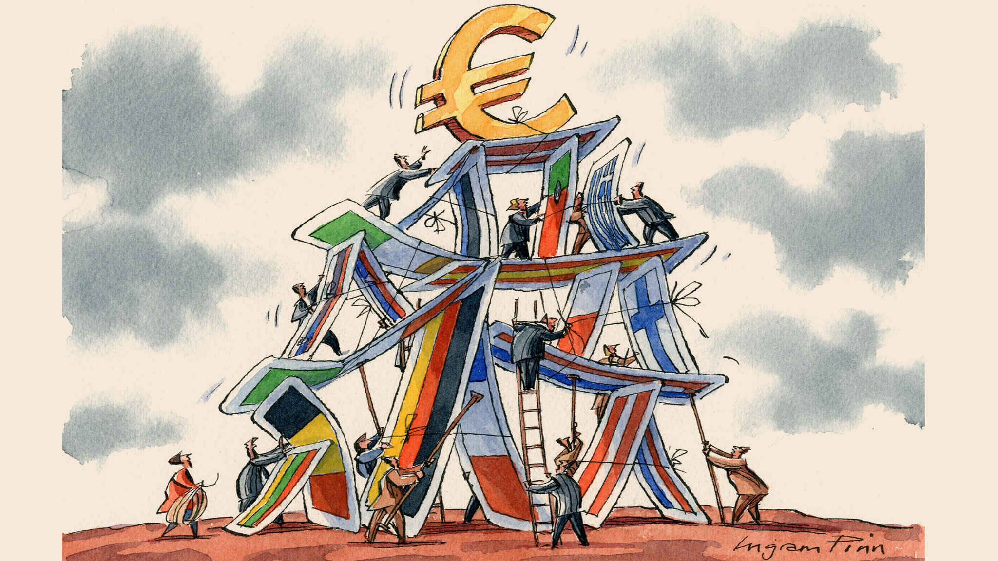 A Greek deal cannot fix the flaws in the euro | Financial Times