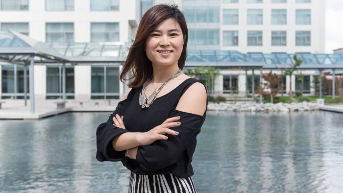 Cathy Lin of Sheshang International