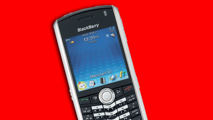 BlackBerry: hits and misses of two decades in devices