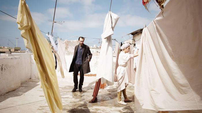 Khalid Abdalla in 'The Narrow Frame of Midnight'