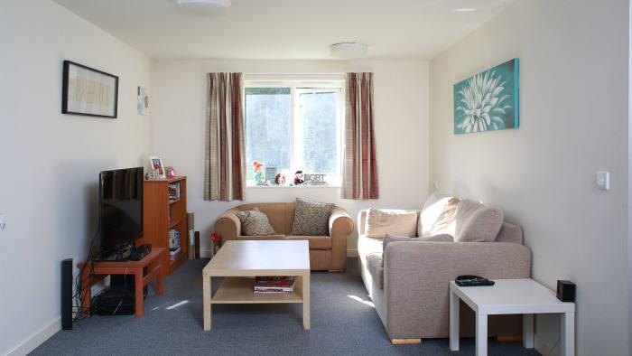 Winterbourne's sitting room