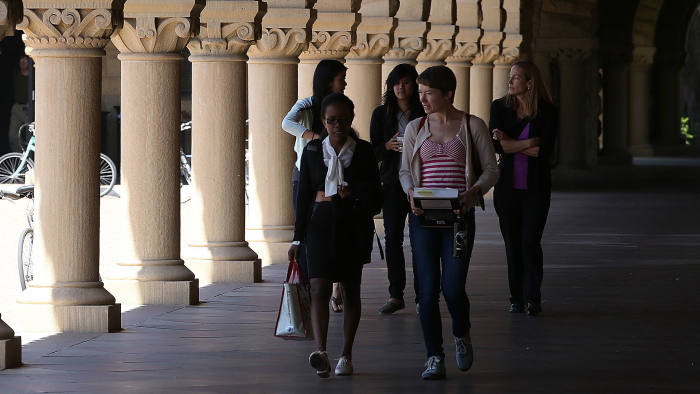 Firm footing: strong interest in university finance courses