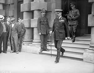 Kitchener leaving the War Office, June 1 1916