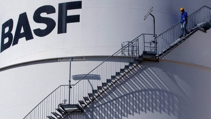 BASF: one day at a time | Financial Times