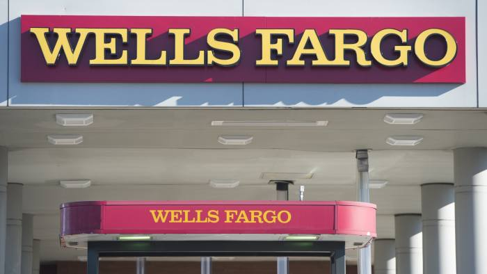 (FILES) This file photo taken on January 5, 2016 shows a Wells Fargo bank branch location in Woodbridge, Virginia. The entire Wells Fargo board of directors was reelected on April 25, 2017 after a bruising, rowdy annual meeting where shareholders castigated the bank's leadership over a fake accounts scandal that severely damaged the company's image. Even so five members, including the chairman, received only tepid support from investors.  / AFP PHOTO / SAUL LOEBSAUL LOEB/AFP/Getty Images