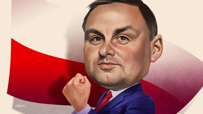 Joe Cummings illustration: Andrzej Duda