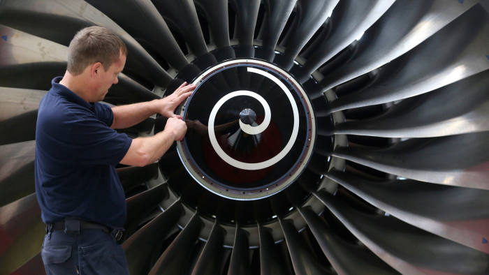 Rolls-Royce chief issues rallying cry | Financial Times