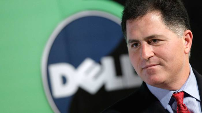 Michael Dell, founder and CEO of Dell Inc.