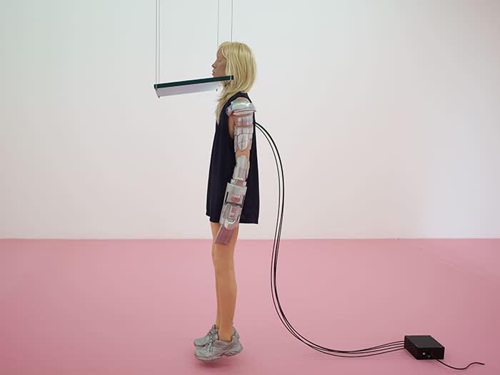 Andro Wekua's 'Untitled' (2014)