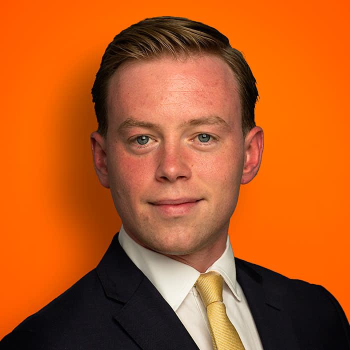 Tom Connor, data investigations technical specialist, McCann FitzGerald