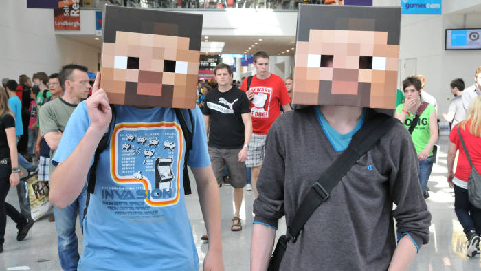 The business behind Minecraft | Financial Times