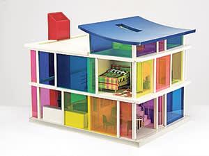 Kaleidoscope House, 2001
