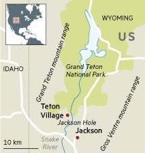 Jackson Hole, Wyoming — where prices are rising and taxes ...