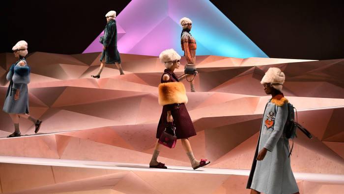 Anya Hindmarch Fall Winter 2017 London Fashion Week
