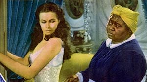 Vivien Leigh and Hattie McDaniel in 'Gone with the Wind