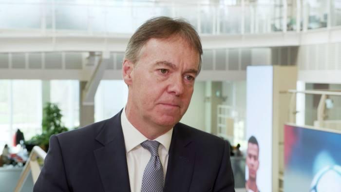 Jeremy Darroch, Sky chief executive