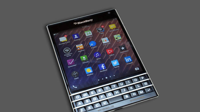 BlackBerry: hits and misses of two decades in devices | Financial Times