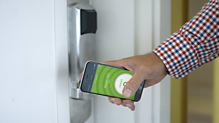 Use Phone Nfc To Open Doors