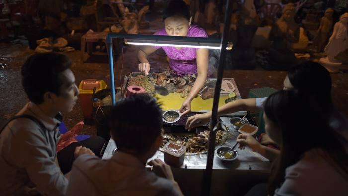 Myanmar political change brings food revolution | Financial Times