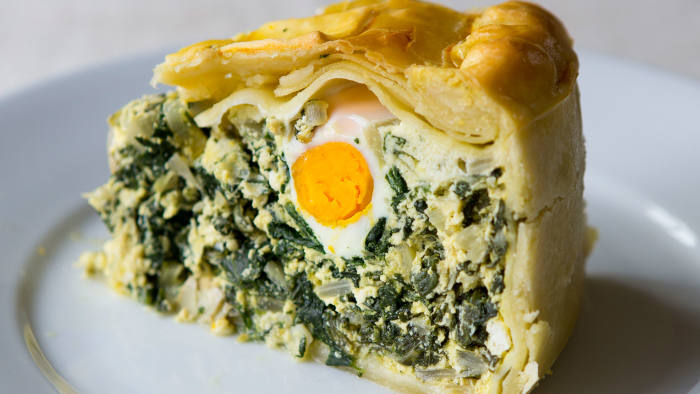 Rowley Leigh's Torta Pasqualina