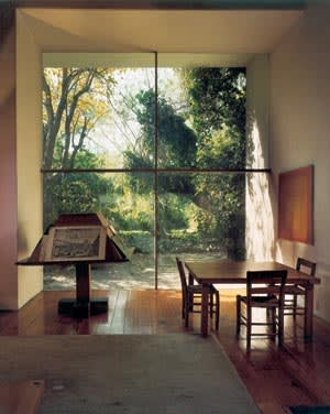 Luis Barragán's house and studio in Mexico City