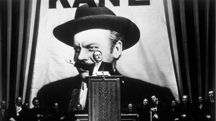 Orson Welles in 'Citizen Kane' (1941)