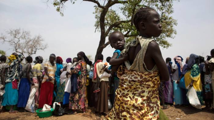Uganda's open refugee policy tested by civil war in South