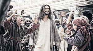 Diogo Morgado in 'Son of God'