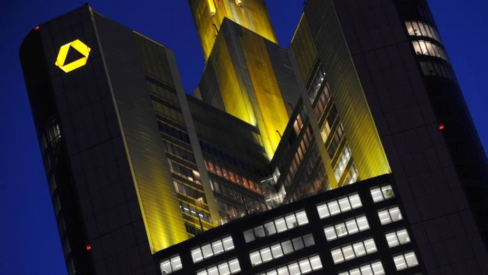 Commerzbank AG, Business Analyst: currently 19