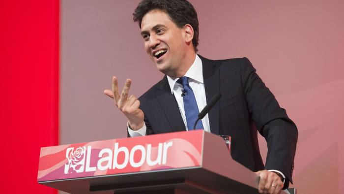 Ed Miliband, who is to stand down as Labour leader