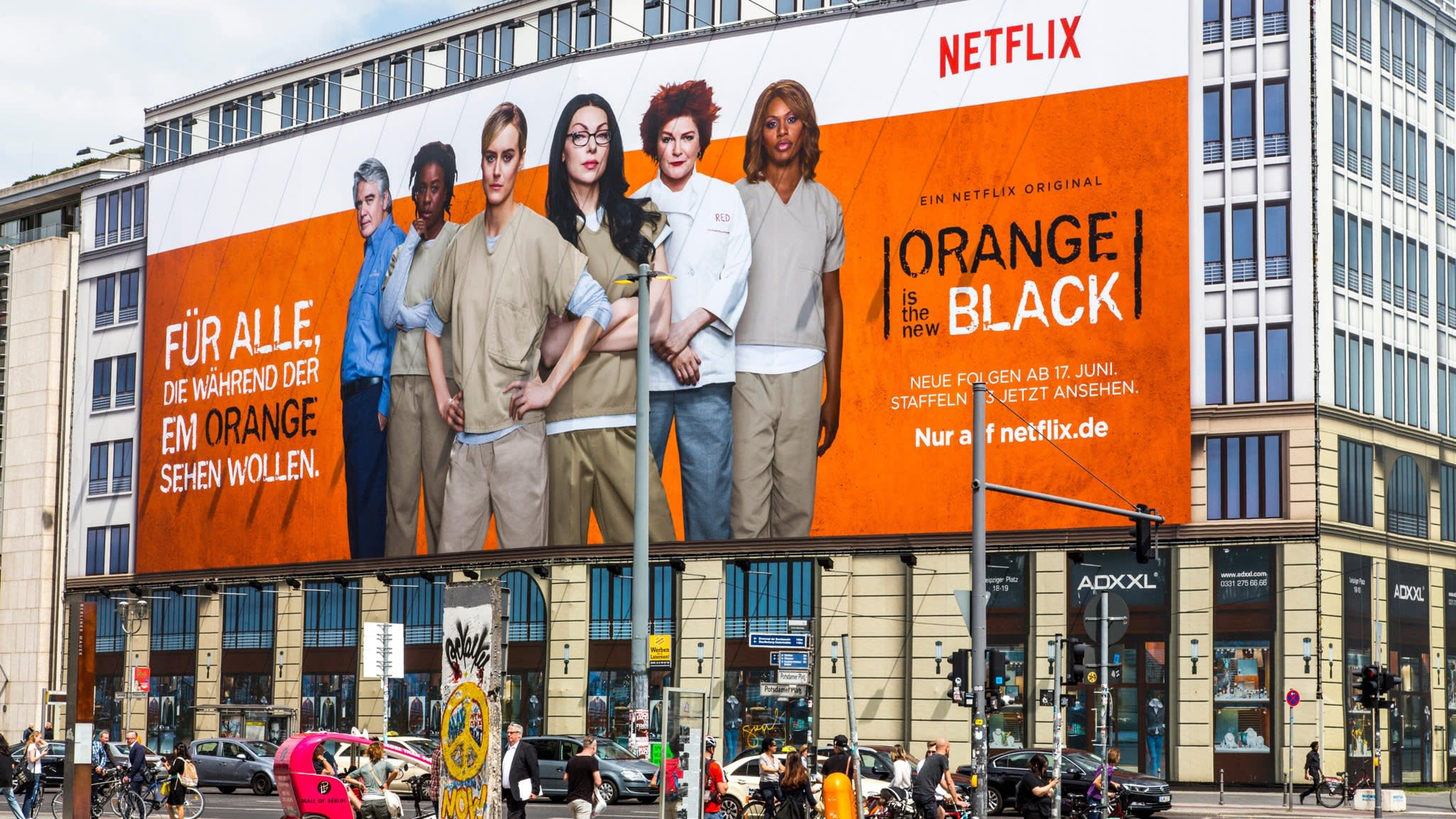 Netflix increases investment in European TV content | Financial Times