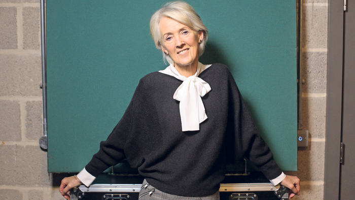 Joanna Trollope: 'the women's confidence has percolated through to clothing'
