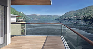 Como Lake Resort, apartments from €1.2m to €2.8m
