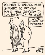 Roger Beale cartoon