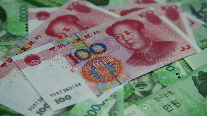 China And South Korea Fail To Extend 56bn Currency Swap Financial
