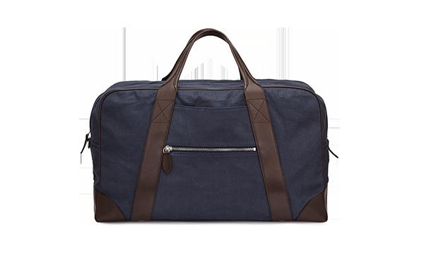Linen travel bag, £930