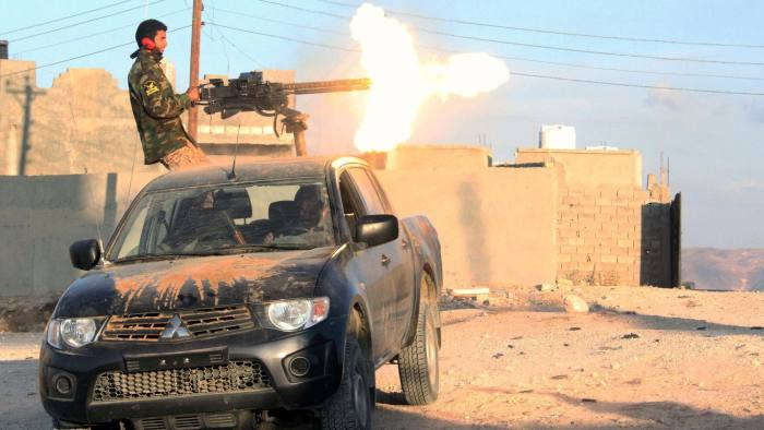 Libya'a growing civil war has added to the region's death toll