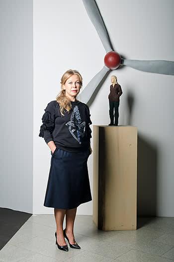 Margarita Pushkina at Cosmoscow