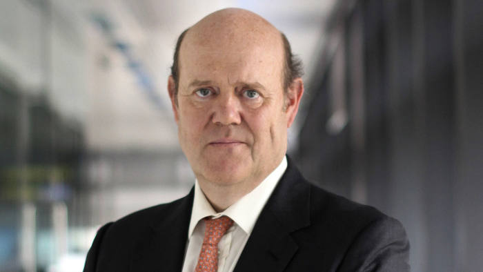 Rupert Soames, chief executive officer of Aggreko Plc, poses for a photograph following a Bloomberg Television interview in London, U.K., on Thursday, Aug. 2, 2012