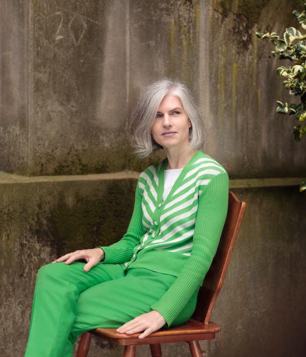 Clare Lynch of the Soho Society