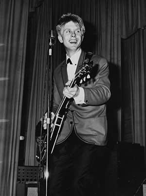 Joe Brown in 1962