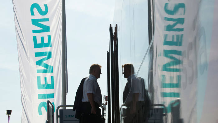 Siemens to axe 1,100 jobs in Germany | Financial Times